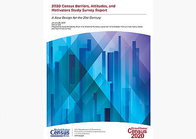Report: Most Americans Want to Be Counted in 2020 Census